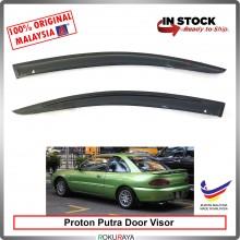 Proton Putra 2Door AG Door Visor Air Press Wind Deflector (Small 7cm Width)