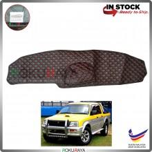 [RED LINE] Mitsubishi Storm L200 RR Dashboard Cover Leather PU PVC Black Car Accessories Parts