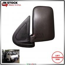 [LEFT PASSENGER] Daihatsu Hijet Citivan Pickup S91 Side Door Mirror Black Car Accessories Local Parts