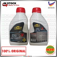 [400ml] IOT Hi Brake Dot 3 High Performance Brake Fluid SAE J 1703