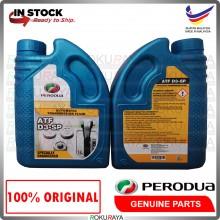 [1LITER] Perodua Original Genuine ATF D3 SP Gear Oil - Axia Alza Bezza Myvi