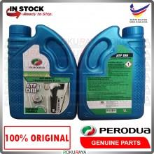 [1LITER] Perodua Original Genuine ATF DIII D3 Gear Oil - Viva Kenari Kelisa Myvi 1.3