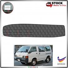 [BLACK LINE] Mitsubishi Delica Starwagon L300 RR Dashboard Cover Leather PU PVC Black Car Accessories Parts