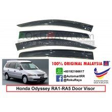 Honda Odyssey RA1-RA5 ( 1st Gen ) 1994–1999 AG Door Visor Air Press Wind Deflector (Big 12cm Width)