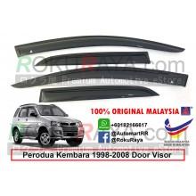 Perodua Kembara 1998-2008 AG Door Visor Air Press Wind Deflector (Small 7cm Width)