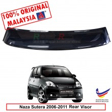 Naza Sutera 2006-2011 AG Rear Wing Spoiler Visor Windscreen Sun Shade (Big 20cm)