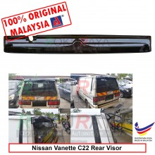 Nissan Vanette 2Door (2nd Gen) C22 1985-1994 AG Rear Wing Spoiler Visor Windscreen Sun Shade (Type I)