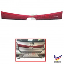 Perodua Axia 2014 (With Handle) Rear Bonnet Center Safety Reflective Red Reflector